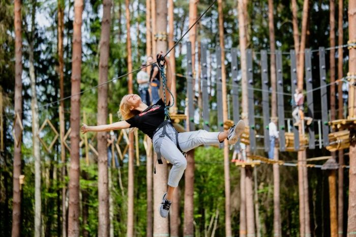 Sākot ar 27.maiju visi Tarzāna parki būs atvērti katru dienu!