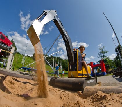 Children's Excavator