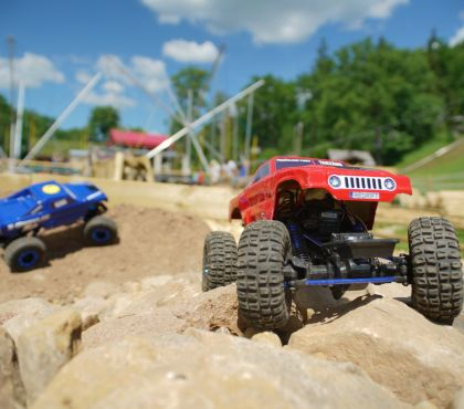 Radio controlled buggies