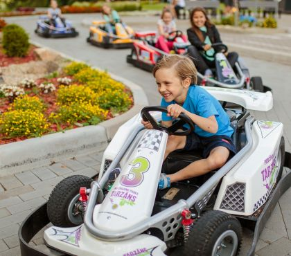 Children's Electro Go-Karts