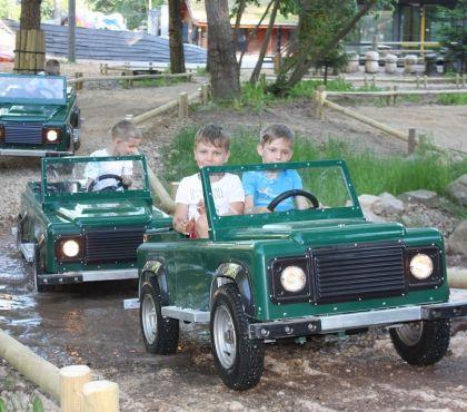 Bērnu Safari
